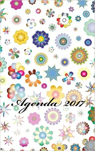 Amazon.com: Agenda 2017 - Diseño flores (Spanish Edition ...