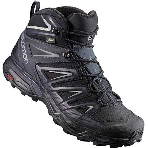 Gtx Randonnée Ink X 3 Hautes Chaussures india Black Mid Salomon Ultra Homme De WISFqxp