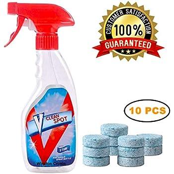 Amazon.com: XEVN - Juego de limpiadores de spray ...