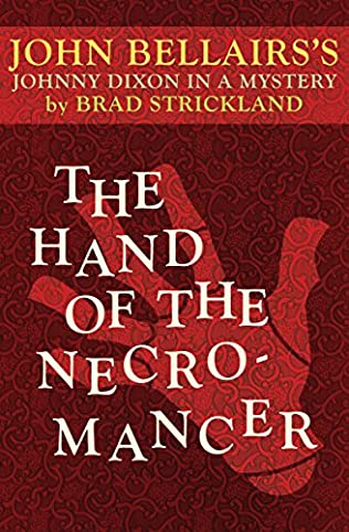 book cover of The Hand of the Necromancer