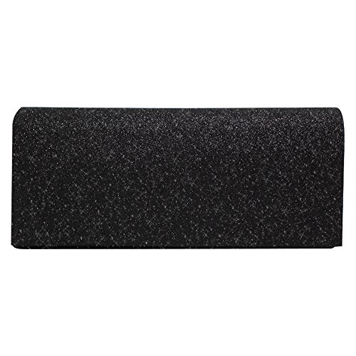 Wiwsi Wedding Lady Purse For Bag Evening Grey Banquet Clutch Black Women Girl Party Glitter 1vpwHrq1Ax