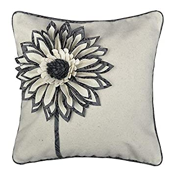 Amazon.com: JW 3d Girasoles Accent fundas de almohada hecha ...