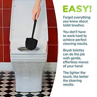 Tyroler Antibacterial Toilet Brush - easy