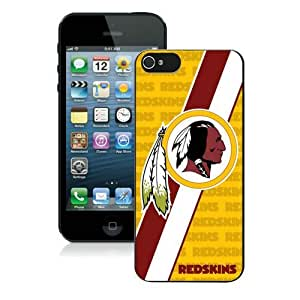Diy Iphone 5 Case Iphone 5s Cases NFL Washington Redskins 7 Free Shipping