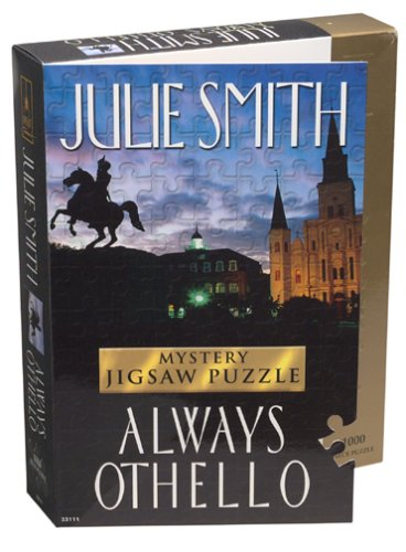 Author Classic Mystery Jigsaw Puzzle