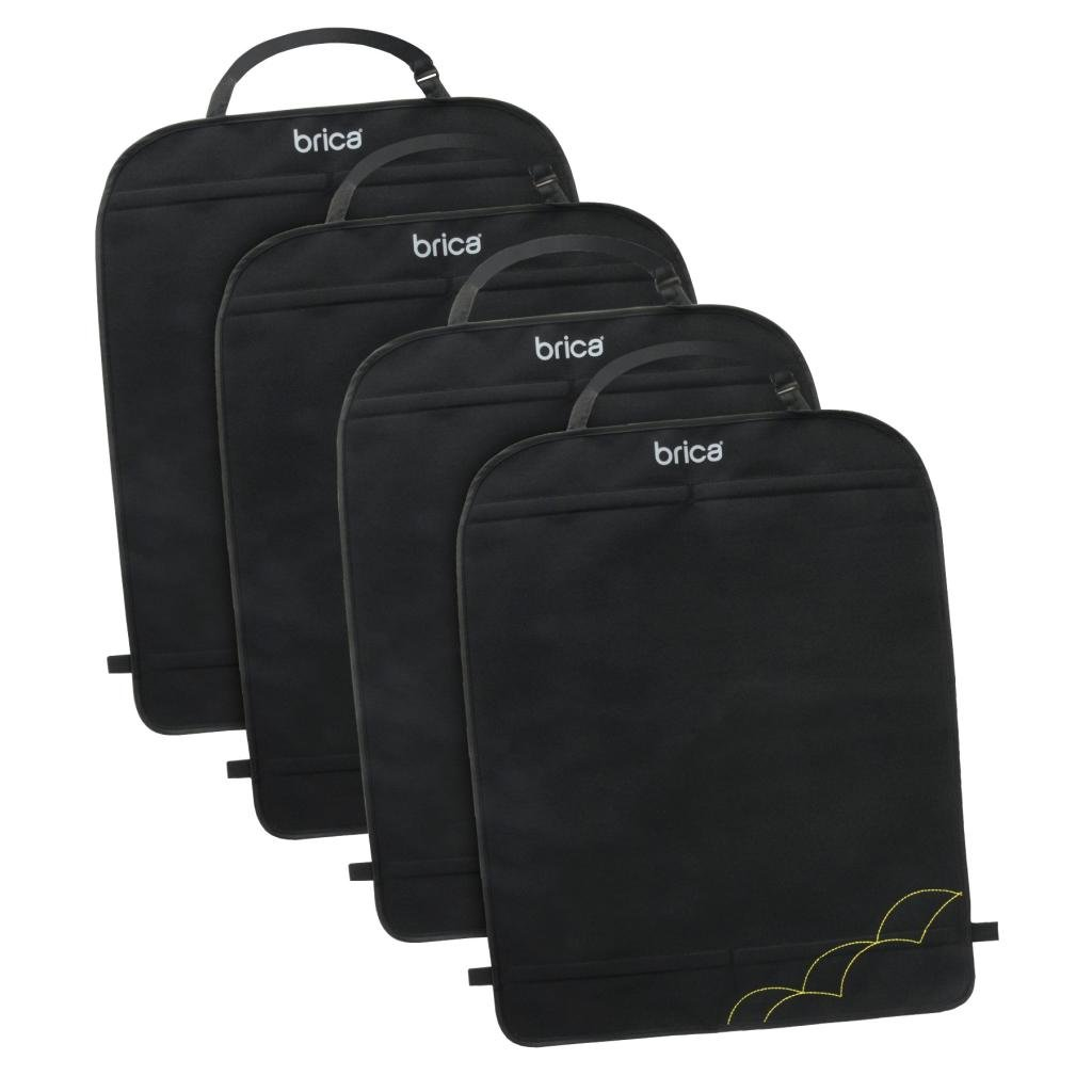 Brica Deluxe Kick Mats, 4 Count
