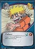 Naruto Card - Failure 019 - The Path to Hokage - Common - Diamond Foil