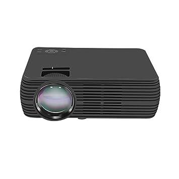 Docooler X5 Mini proyector LCD 1080P 100 Equipo de Cine en casa ...