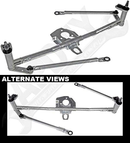 apdty 713761 windshield wiper transmission linkage assembly fits 1999