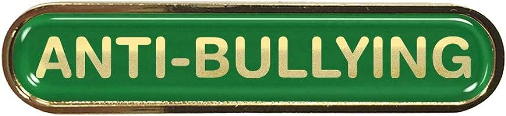 Capricornone Anti-Bullying Gel Domed School Bar Badge