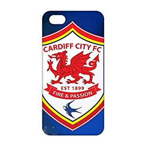 Real-Fashion Cardiff City FC Sport Logo (3D)Phone Case for iPhone 6 plus(5.5)