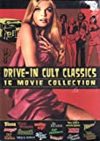 Drive-In Cult Classics - 16 Movie DVD Collection Includes: Pick-Up / Sister-In-Law / The Stepmother / The Teacher / Trip With The Teacher / Best Friends / Cindy & Donna / Malibu High / The Madmen Of Mandoras / They Saved Hitler's Brain / Bloodlust / The Creeping Terror / Land Of The Minotaur / The Hearse / The Devil's Hand