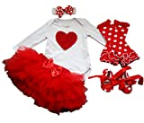 AISHIONY Baby Girl 1st Halloween Tutu Outfit Newborn Princess Party Dress 3PCs