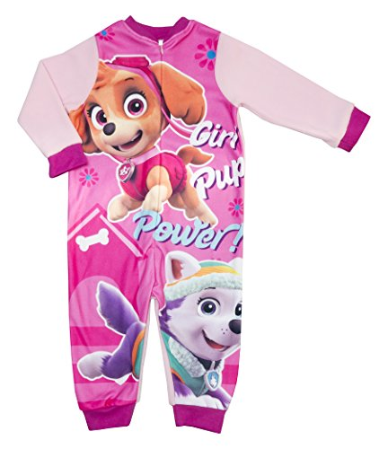 Cartoon Character Products Girls Nickleodeon Paw Patrol Skye and Everest Flee - Pup Power 2-3 Years/98 cm