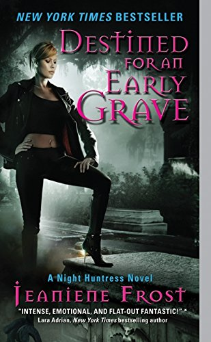 book cover of Destined for an Early Grave