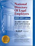 National Directory of Legal Employers, National Association for Law Placement Staff, 0159004543