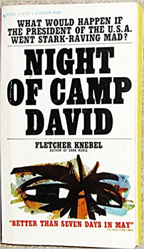 Image result for Images of Night at Camp David book