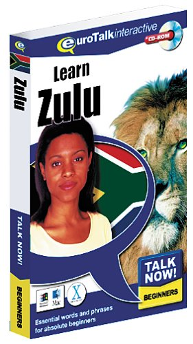Talk Now! Learn Zulu - Beginning Level