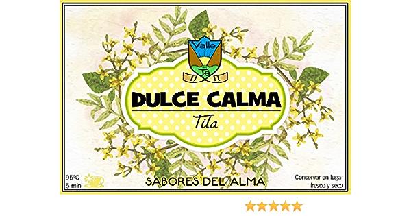 INFUSION DE TILA.- DULCE CALMA. LATA GRANEL gramos (100)