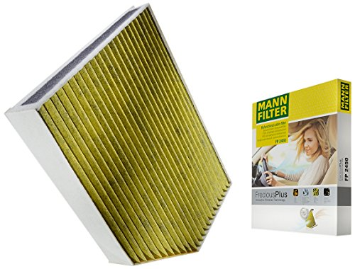 Mann Filter FP 2450 FreciousPlus Cabin Air Filter