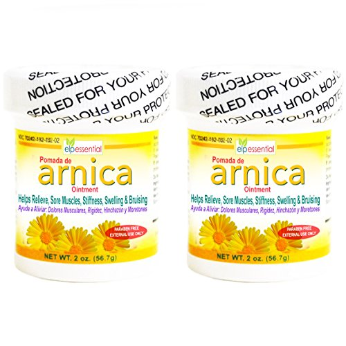 Arnica Ointment Pomade Treatment 2 oz Paraben Free 2 (Arnica Pomade)