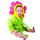 Best Baby Aspen Friend Ideas - Baby Aspen Hooded Spa Robe, Showers and Flowers Review