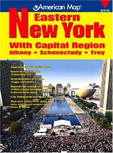 Read Online Eastern New York with Capital Region pdf