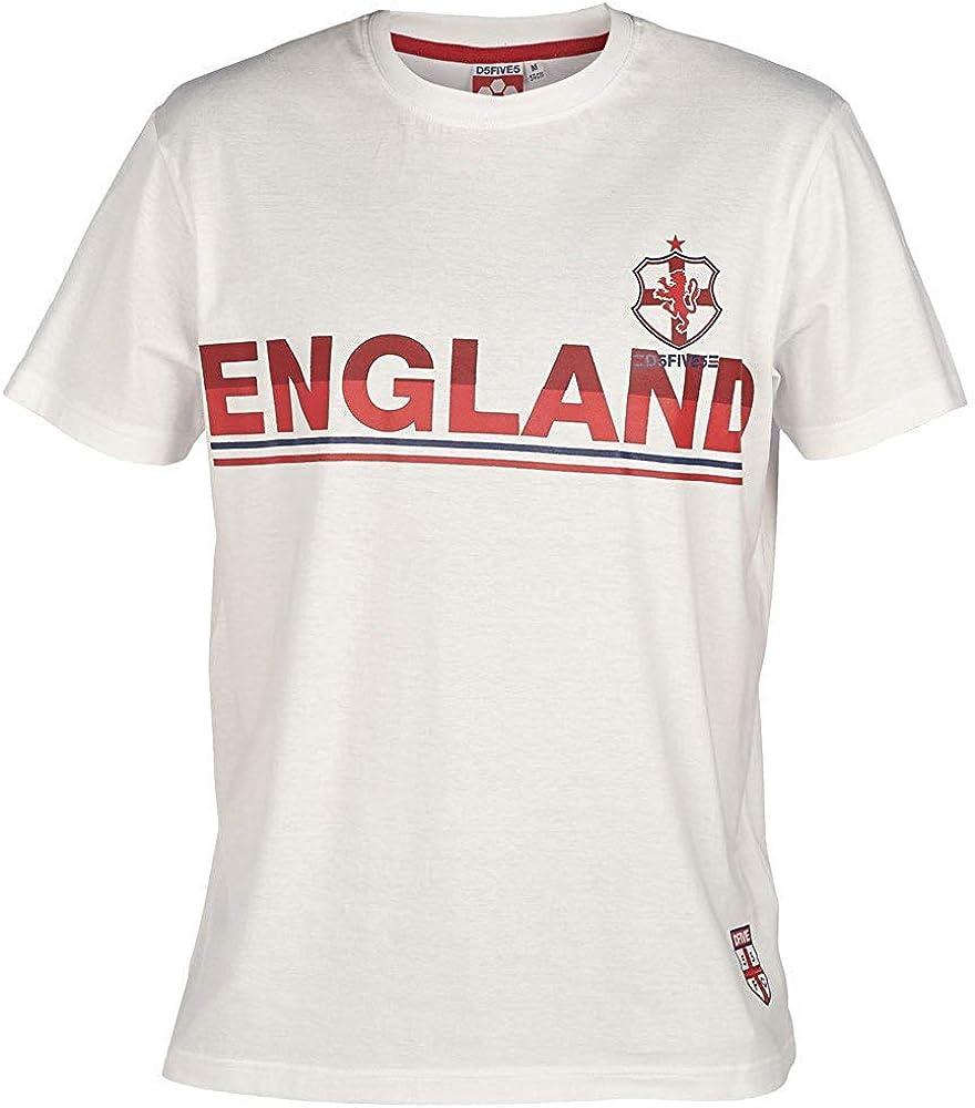 D555 Kingsize Leon T-Shirt White