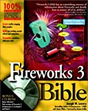 Fireworks 3 Bible, Joseph W. Lowery, 0764534750