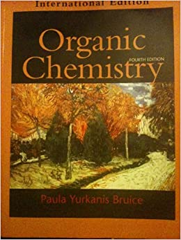 Organic chemistry (study guide solution manual) 4th edition.