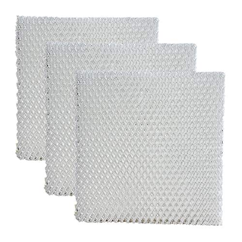 Humidifier Filter Pad - Lxiyu 3-Pack Humidifier Filter Whole House Humidifier Pads Compatible Honeywell HC22P