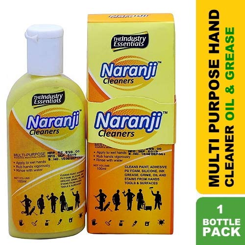 Hand Cleaner for Car Mechanics Safe Clean India
