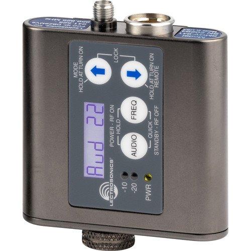 (Lectrosonics SMQV Super Miniature Wireless Microphone Transmitter (Freq Block 941))