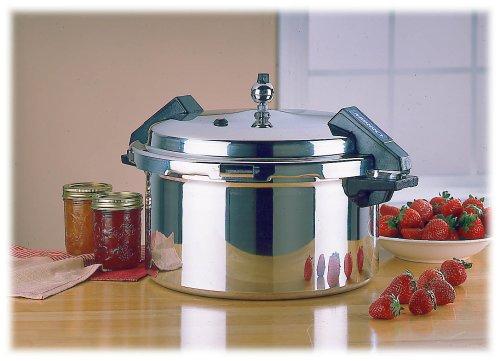 Mirro 12-Quart Aluminum Pressure Cooker/Canner