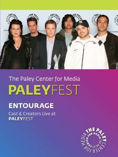 Entourage: Cast & Creators Live at the Paley - Jeremy Piven Movies