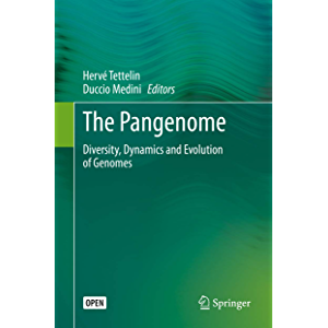 The Pangenome: Diversity, Dynamics and Evolution of Genomes