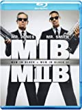 Men in black + Men in black II [Blu-ray] [Import italien]