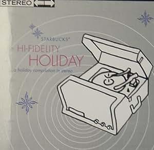 Various Artists Starbucks Hi Fidelity Holiday Amazon