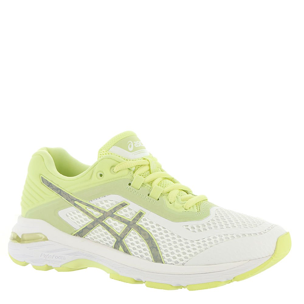ASICS GT-2000 6 Lite-Show Women's Running B0716XPNBS 11 B(M) US|White/Silver/Limelight