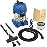 Wet Dry Vacuum, 6.6 Gallon, Stainless Steel
