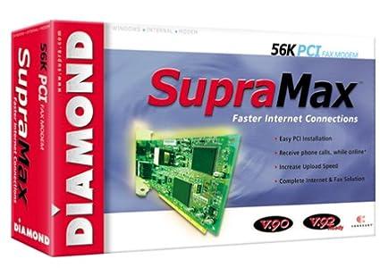 Drivers Diamond Modem Supra 56k USB modem