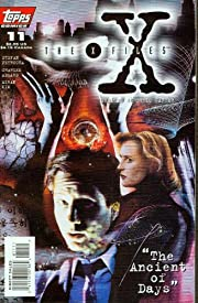 The X-Files #11 : The Ancient of Days (Topps…