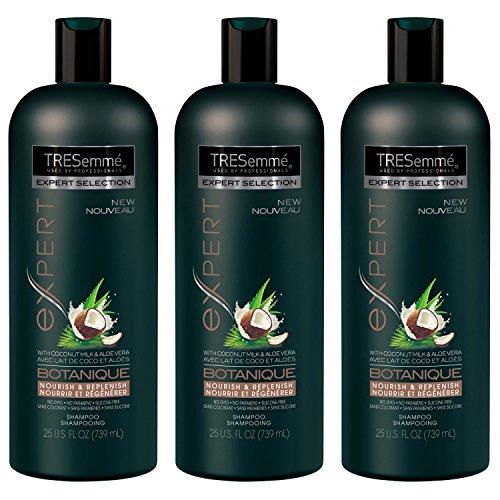 TRESemme Botanique Shampoo, Nourish and Replenish 25 oz, 3 Count