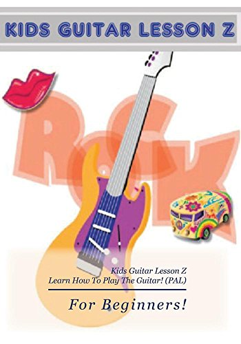 tv series kids guitar lesson z for beginners learn how to play the guitar pal for sale in. Black Bedroom Furniture Sets. Home Design Ideas