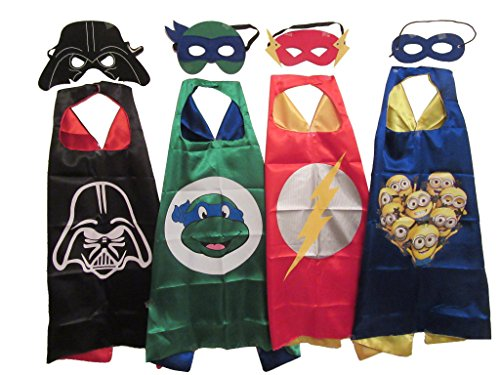 Cape  (Minions Characters Costumes)