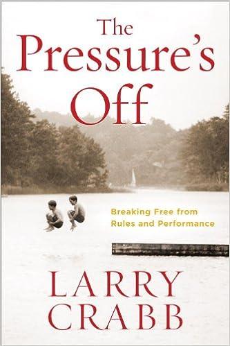 Ebøker mest nedlastede The Pressure's Off: Breaking Free from Rules and Performance på norsk CHM 0307730530