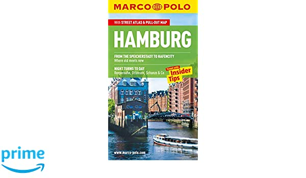 Hamburg Marco Polo Guide Marco Polo Travel Guides Idioma Inglés ...