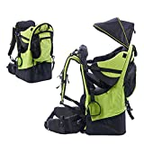 TeckCool Store Baby Carrier, TECKCOOL Baby Toddler Hiking Backpack Carrier w/Rain cover Child