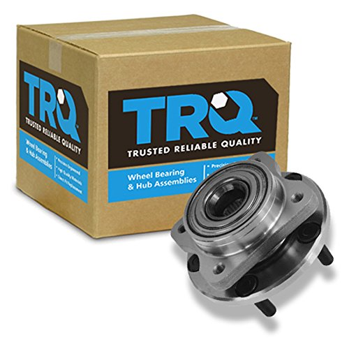 TRQ Wheel Bearing & Hub Assembly Front for Grand Caravan Voyager Town & Country (Plymouth Front Voyager Hub)