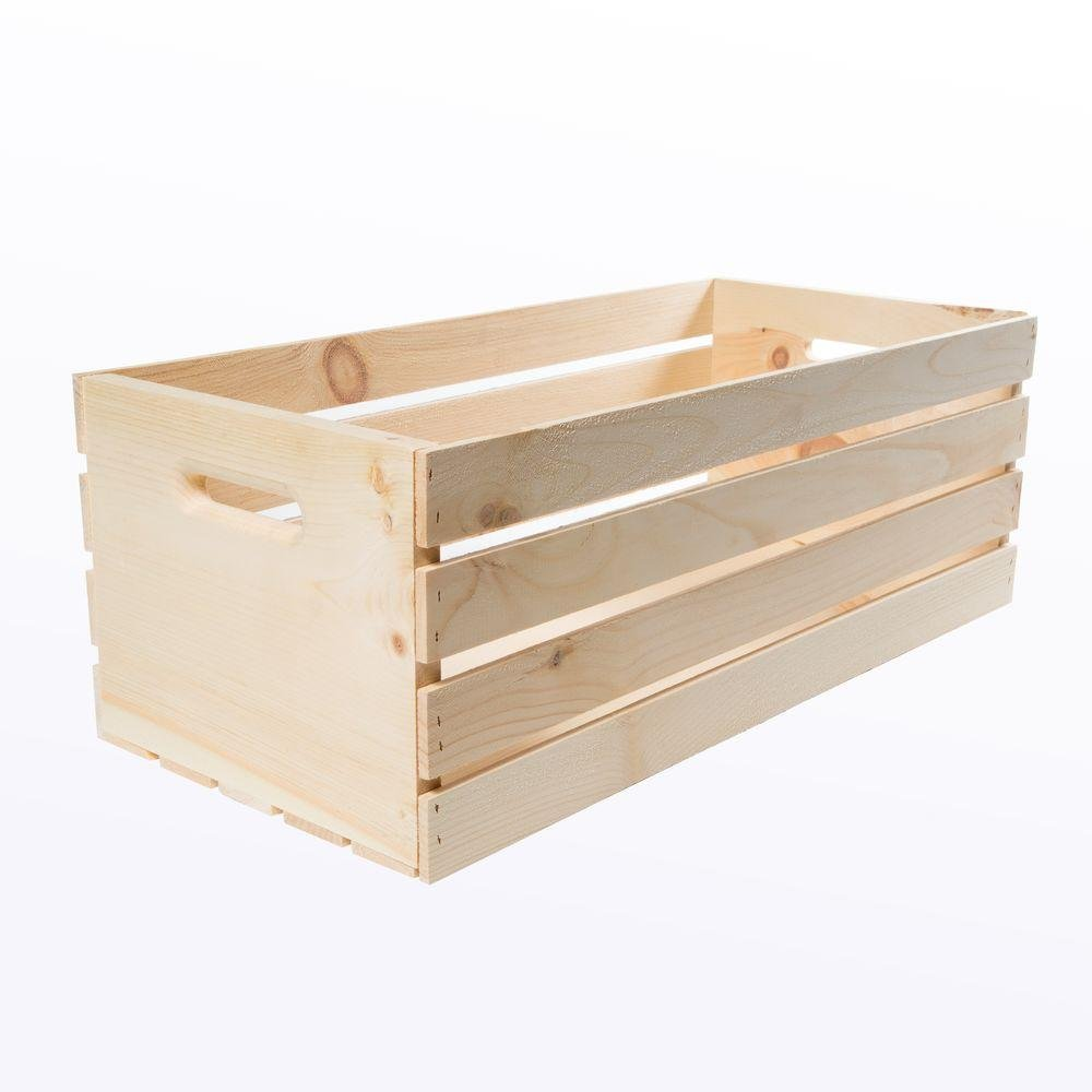 Crates and Pallet - X-Large Wood Crate